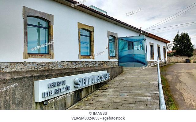 'Centro de Interpretación Sierra del Sueve', vistors center, Gobiendes, Colunga municipality, Asturias, Spain