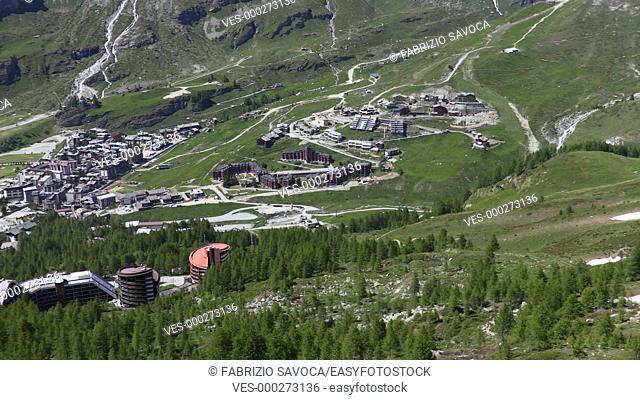 Breuil Cervinia, Aosta Valley, Italy