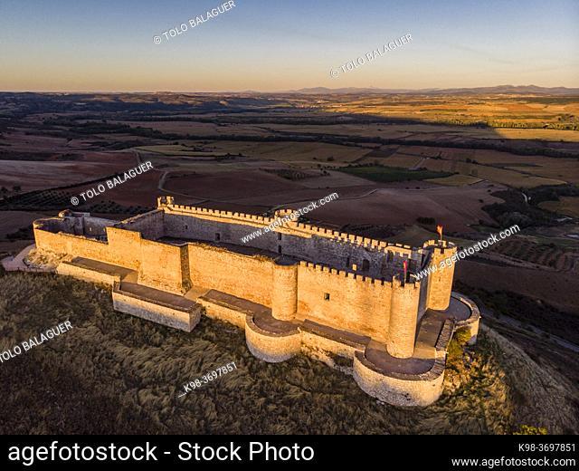 Castillo del Cid, Jadraque, Guadalajara province, Spain