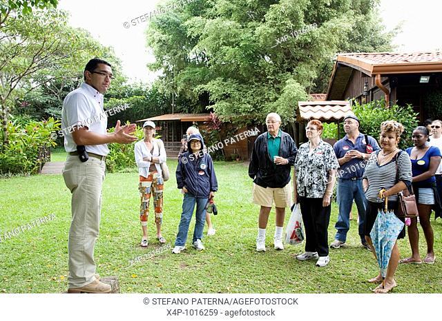 Cafe Britt's Coffee Farm, Coffeetour with professional actors, near Barva de Heredia, San Jose, Costa Rica