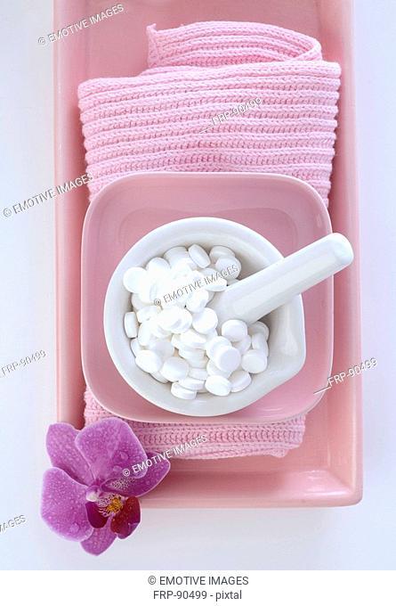 Schüßler salt tabletts