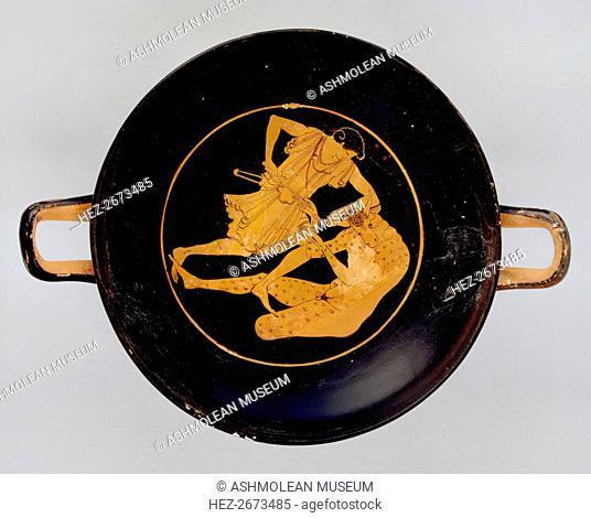 Kylix, c500BC. Artist: Apollodoros
