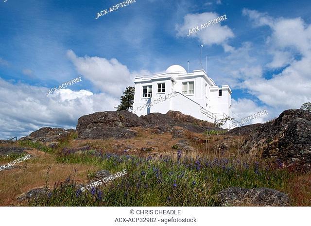 Gonzales weather station, Victoria, British Columbia, Canada