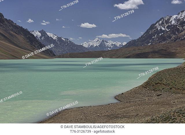 Khafrazdara Lake, Tajik National Park, Tajikistan