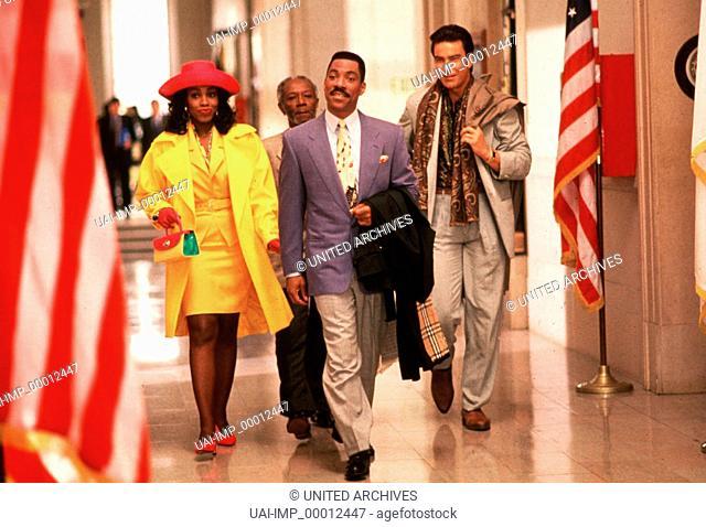 Ein ehrenwerter Gentleman, (THE DISTINGUISHED GENTLEMAN) USA 1992, Regie: Jonathan Lynn, SHERYL LEE RALPH, SONNY JIM GAINES, EDDIE MURPHY, VICTOR RIVERS