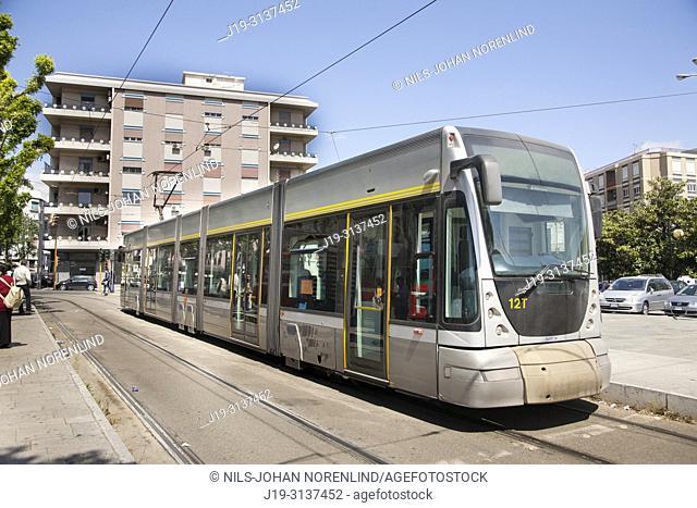 Tram Messina, Sicily