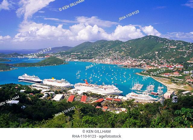 St. Thomas, U.S. Virgin Islands, Caribbean, West Indies