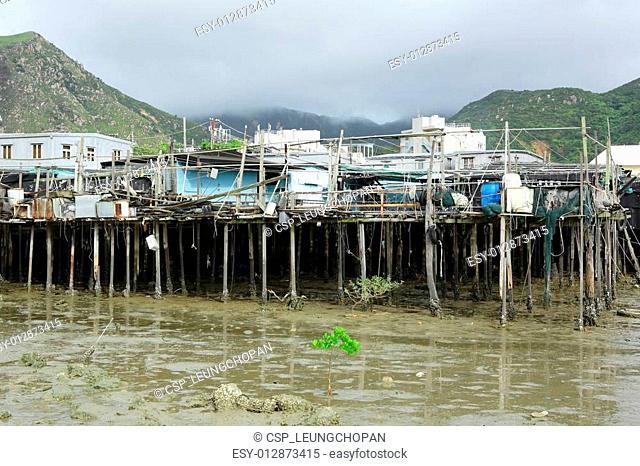 Tai O fishing village