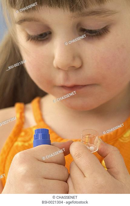 HOMEOPATHY, CHILD<BR>Model