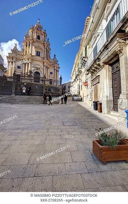 Cathedral of Ragusa Ibla, Sicily, Italy