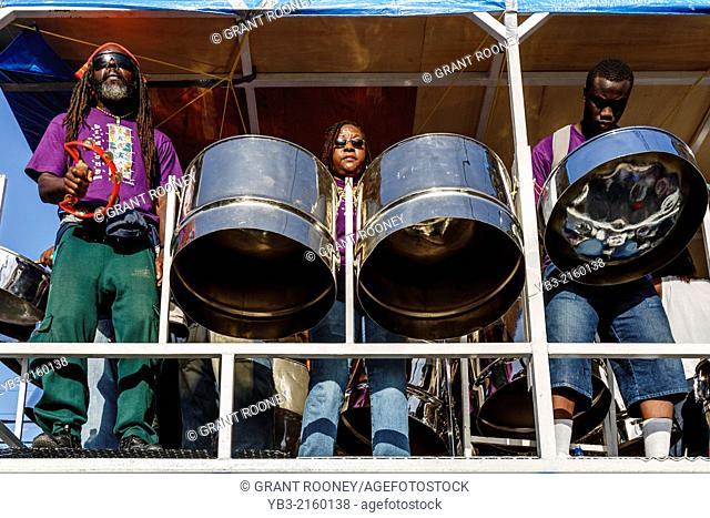 Jouvert, Trinidad Carnival, Port of Spain, Trinidad