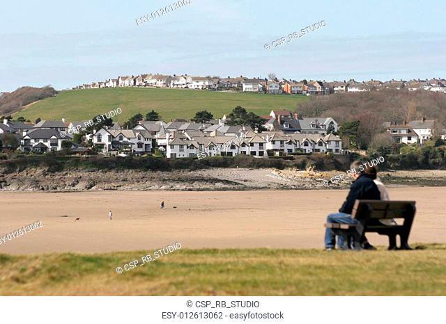 Barry Bay, Wales