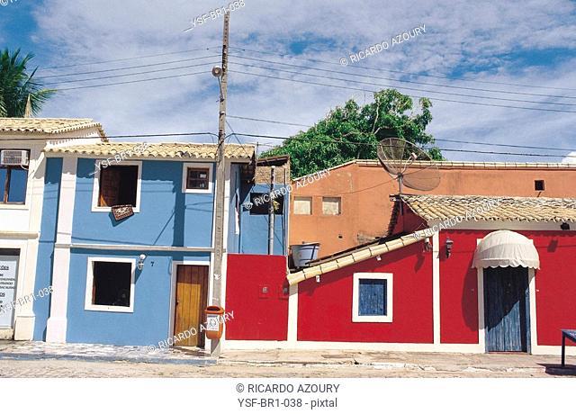 Porto Seguro, Bahia, Brazil