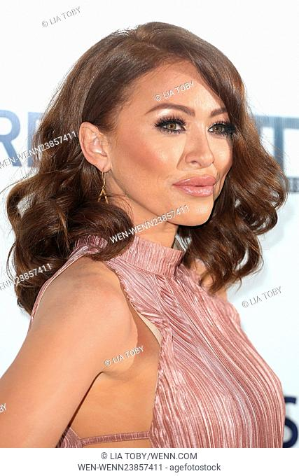 British LGBT Awards 2016 - Arrivals Featuring: Natasha Hamilton Where: London, United Kingdom When: 13 May 2016 Credit: Lia Toby/WENN.com