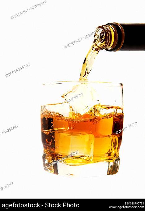 whiskey mix