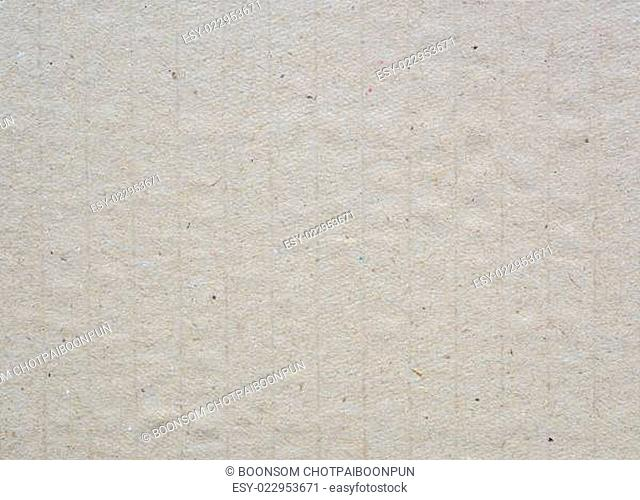 Recycled cardboard paper texture background
