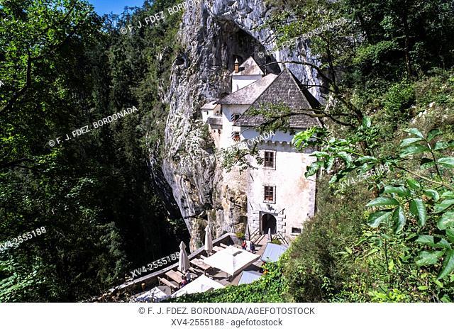 Predjama Castle, National Park, Postojna