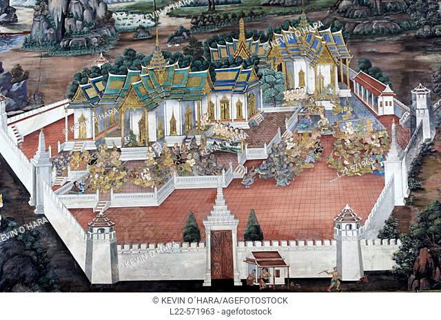 The Grand Palace. For just about 150 years. Bangkok's Grand Palace was not only the home of the king and his court, but also the entire administrative seat of...