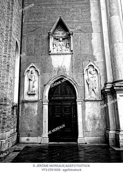 Accademia di Belle Arti, Venice, Italy