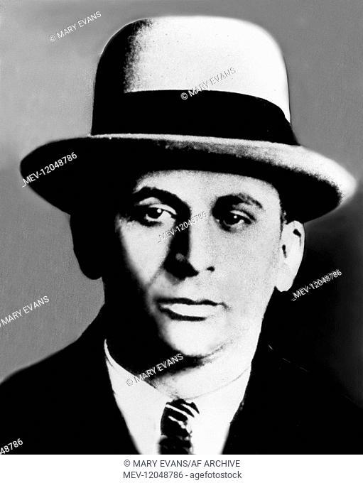 Meyer Lansky Crime Boss 01 May 1936