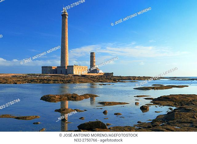 Lighthouse, Gatteville, Gatteville-le-Phare, Barfleur, Normandy, Manche, France