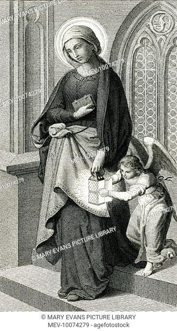SAINT GUDULE Belgian saint