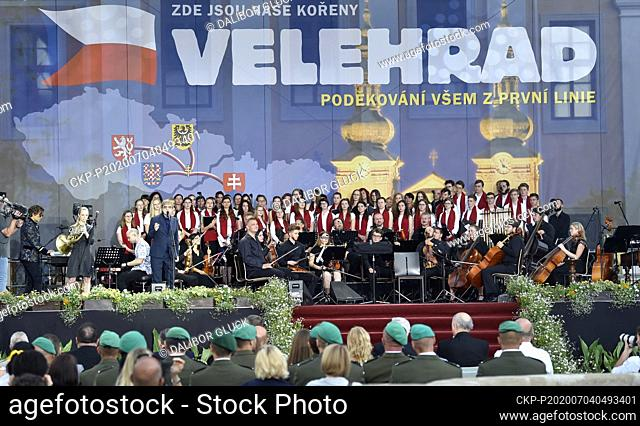 Days of People of Good Will was held in Velehrad, Czech Republic, on July 4, 2020. This year, the programme of the Saint Cyril and Methodius celebrations