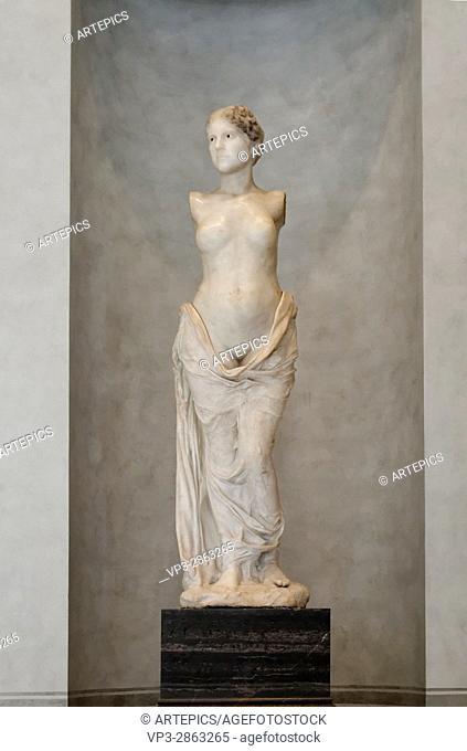 Max Klinger- Aphrodite - 1885 - XIX th century - German school - Alte Nationalgalerie - Berlin