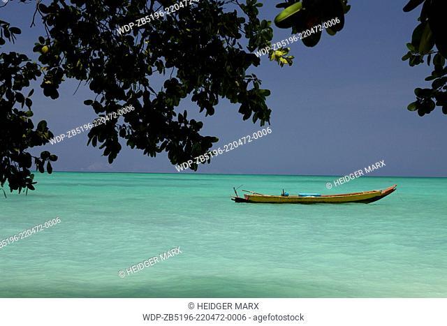 Havelock Island, Andaman Islands, Indian Ocean
