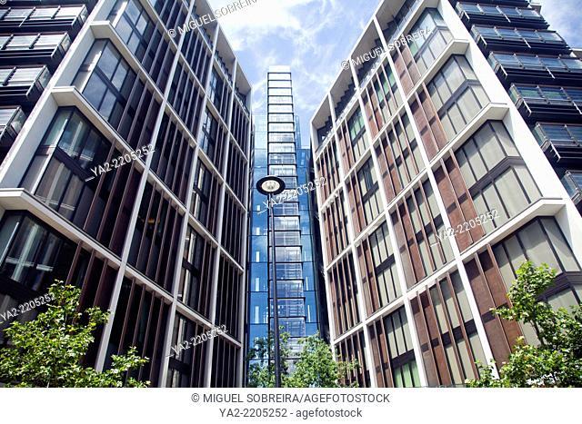 One Hyde Park Apartments in Knightsbridge - London UK