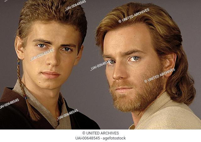STAR WARS: EPISODE II - ANGRIFF DER KLONKRIEGER / Star Wars: Episode II - Attack of the Clones USA 2002 / George Lucas Anakin Skywalker (HAYDEN CHRISTENSEN)