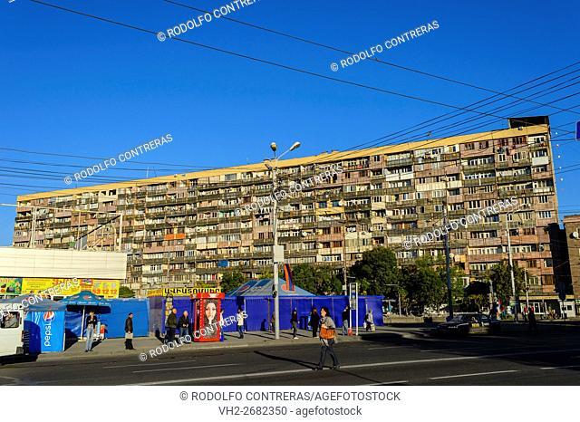 Streets of Yerevan, Armenia