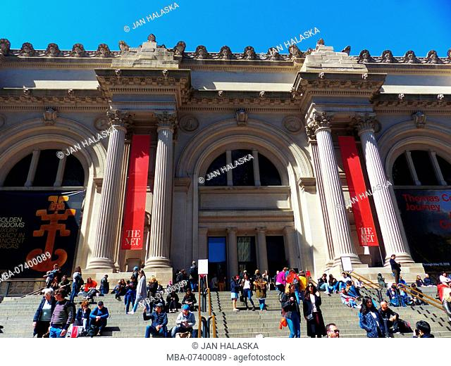 The Metropolitan Museum of Art of New York