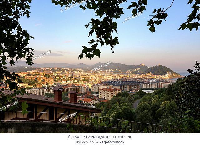Donostia. San Sebastian. Gipuzkoa. Basque Country. Spain