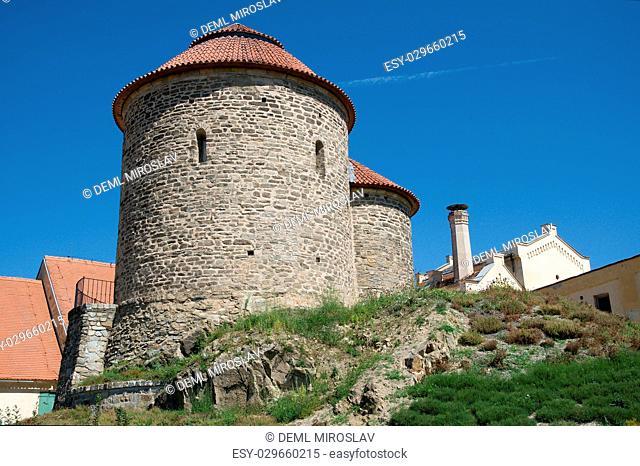 CZ, South Moravia,Znojmo, rotunda St. Catherine