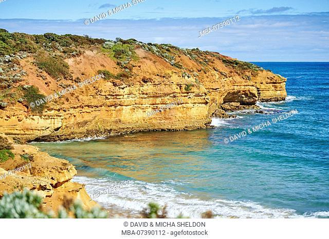 Rocky Coast, Landscape, Great Ocean Road, Port Campbell National Park, Victoria, Australia, Oceania