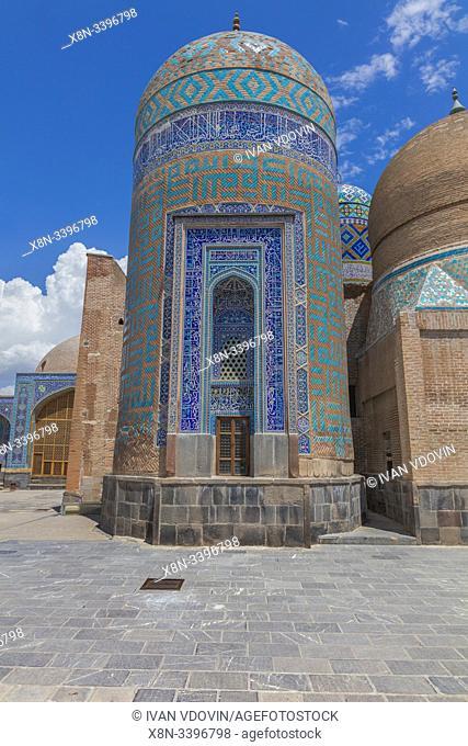 Sheikh Safi-ad-din Ardabili tomb, Ardabil, Ardabil Province, Iran