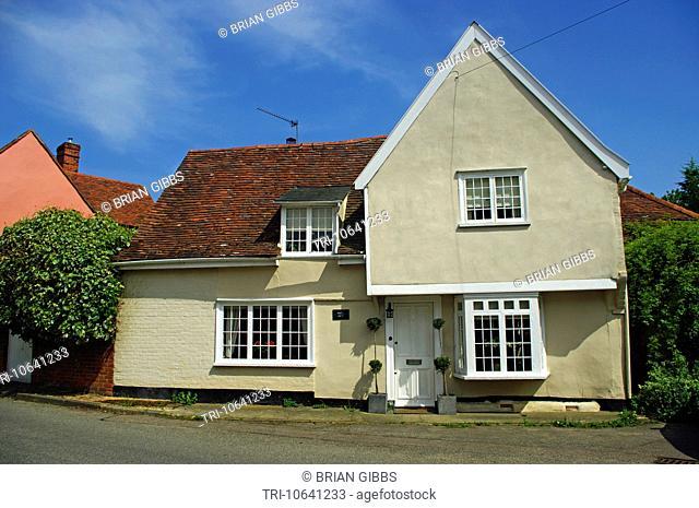 Nayland Cottage Suffolk England