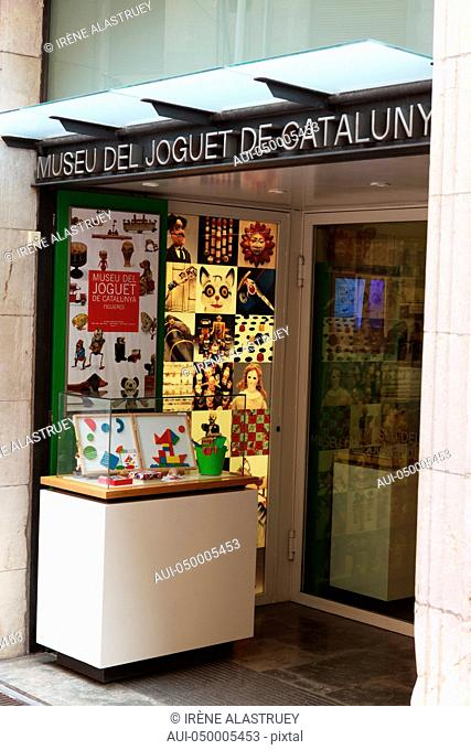 Spain - Costa Brava - Figueres - Toy museum of Catalonia
