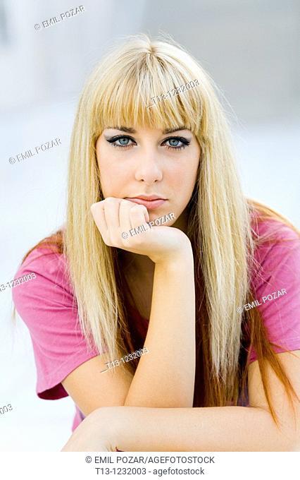 Geil blond Free Blonde