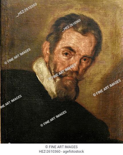 Portrait of the composer Claudio Monteverdi (1567-1643). Artist: Strozzi, Bernardo (1581-1644)