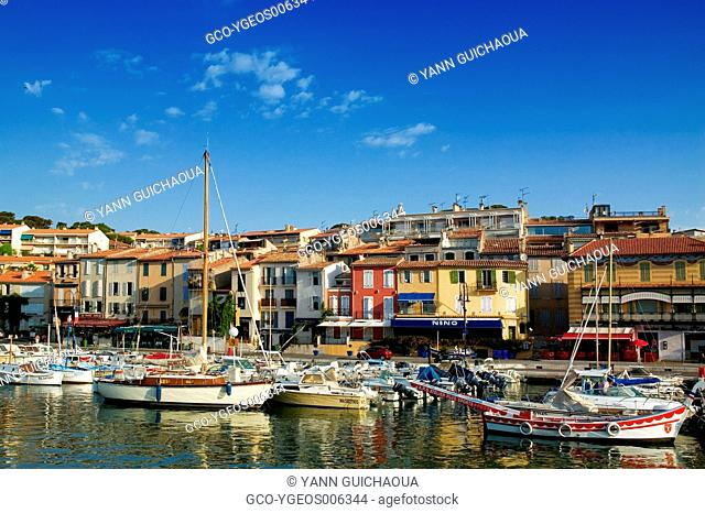 Cassis, Provence, France