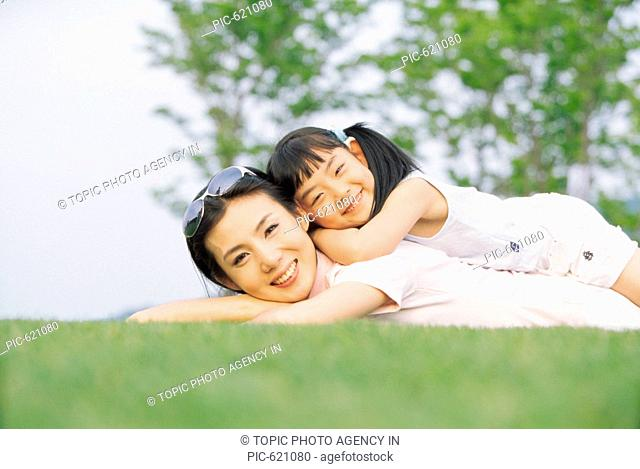 Mother and Daughter, Korea