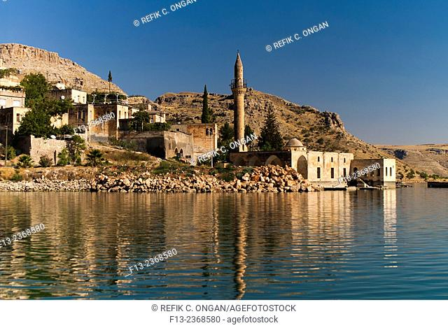 Halfeti village in east of Turkey