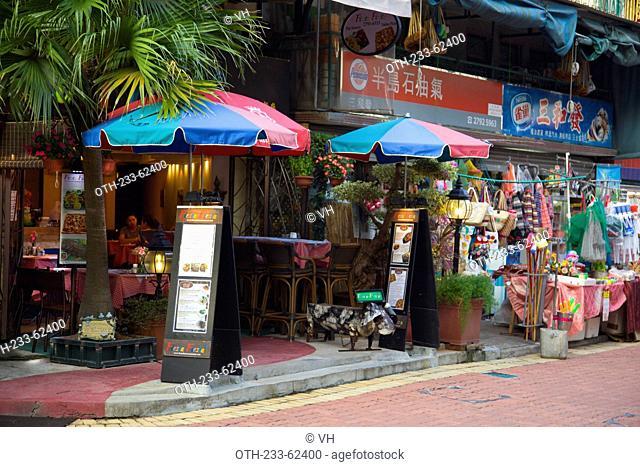Lifestyle at Sai Kung town, Sai Kung, Hong Kong