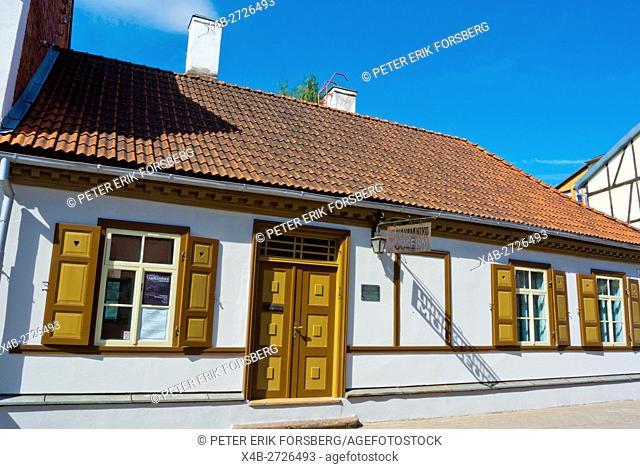 Tartu Linnakodanikumuuseum, Tartu Citizens home museum, , old town, Tartu, Estonia, Baltic States, Europe