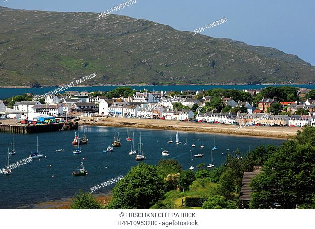 Ullapool scotland Stock Photos and Images | age fotostock