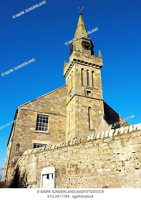 Ceres Parish Church Ceres Fife Scotland