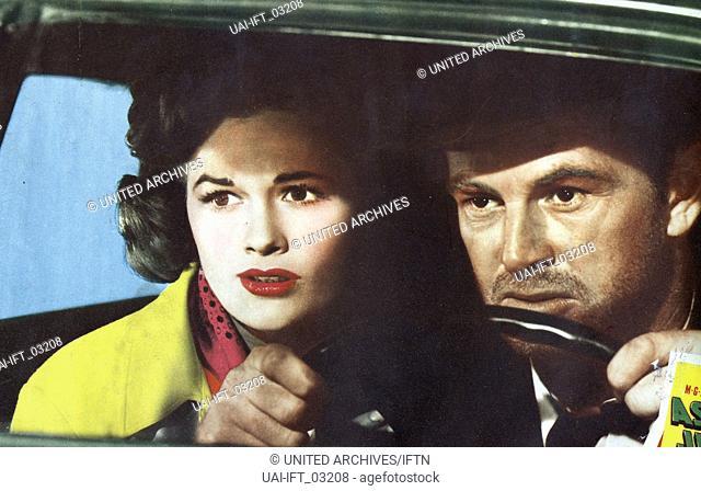 The Asphalt Jungle; USA; 1950; aka Asphalt-Dschungel; Regie: John Huston; Darsteller: Sterling Hayden; Jean Hagen;