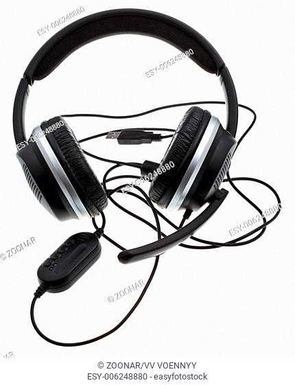Port Usb Headphones Stock Photos And Images